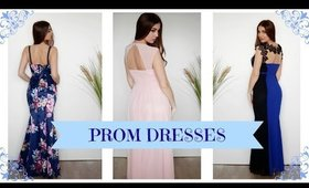 WIN A PROM/EVENING DRESS (3 WINNERS) - SPECIAL OCCASIONS DRESSES LOOKBOOK 2017