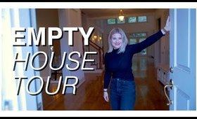 EMPTY House Tour Vlog
