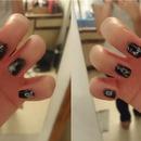 Nail art stamp thingy