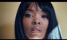 Jackie Aina Inspired Spring/ Summer Eye Makeup 2019