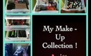 My Make-Up Collection !| Missabbytorres| Requested!