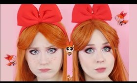 Power Puff Girls Blossom Makeup Tutorial 2020 | Lillee Jean