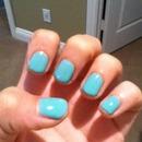 nails 💙💜