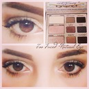Twoface Natural Eyeshadow