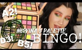PALETTE BINGO! |  Norvina Vol 3