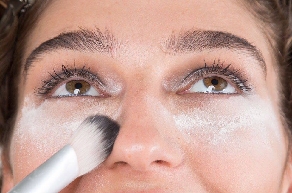 Four Ways To Deal With Makeup Fallout Beautylish