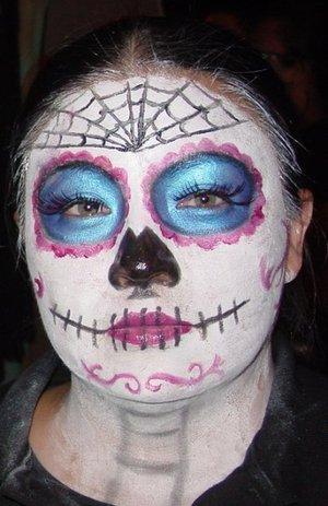 Dia de muertos/sugar skull