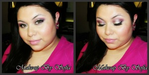 """Electrified"""" Holiday Look #1 2011!"""
