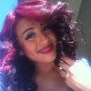 Red Lips , Red Hair