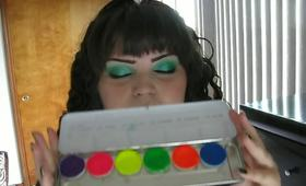 Let's talk about brights! Kryolan Pallets!