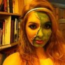 Transforming Into Medusa!
