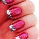 Cute Glitter Nail Polish