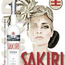 Makeup by Michele for Sakiri Vodka