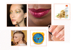 5 Beauty Trends We Hope Take Off (or Stay Strong!) in 2014