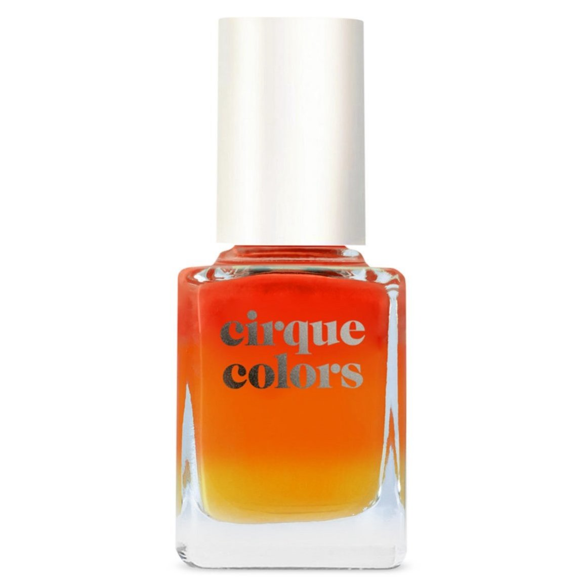 Cirque Colors Thermal Nail Polish Tequila Sunrise alternative view 1 - product swatch.