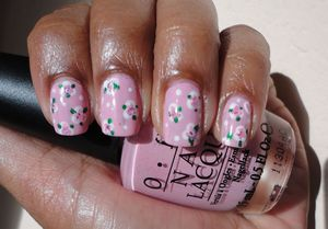 Pink Pastel Nails. For more info: http://www.chinadolltt.blogspot.com/2012/03/pretty-pink-pastel-nails.html