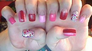 my own nails.