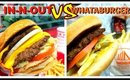 IN N OUT vs Whataburger