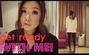 Get Ready With Me #3: Hair, Makeup, & Outfit! ♥