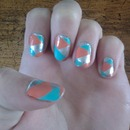 Sunday Nail Battle - Braided Nails