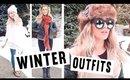 My Winter Wardrobe  |  Karissa Pukas