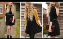 Day To Night | Basic Black Dress