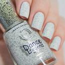 White Sand Texture Nails