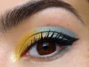 using UD Money & Honey eyeshadows: http://www.maryammaquillage.com/2012/01/signature-liner-go-to-nude-lips.html
