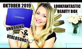 Lookfantastic Beauty Box Oktober   UNBOXING & VERLOSUNG 😍