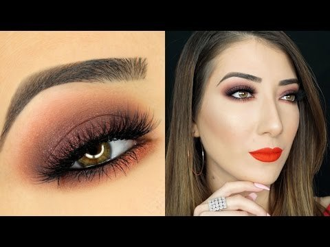 Anastasia eye makeup