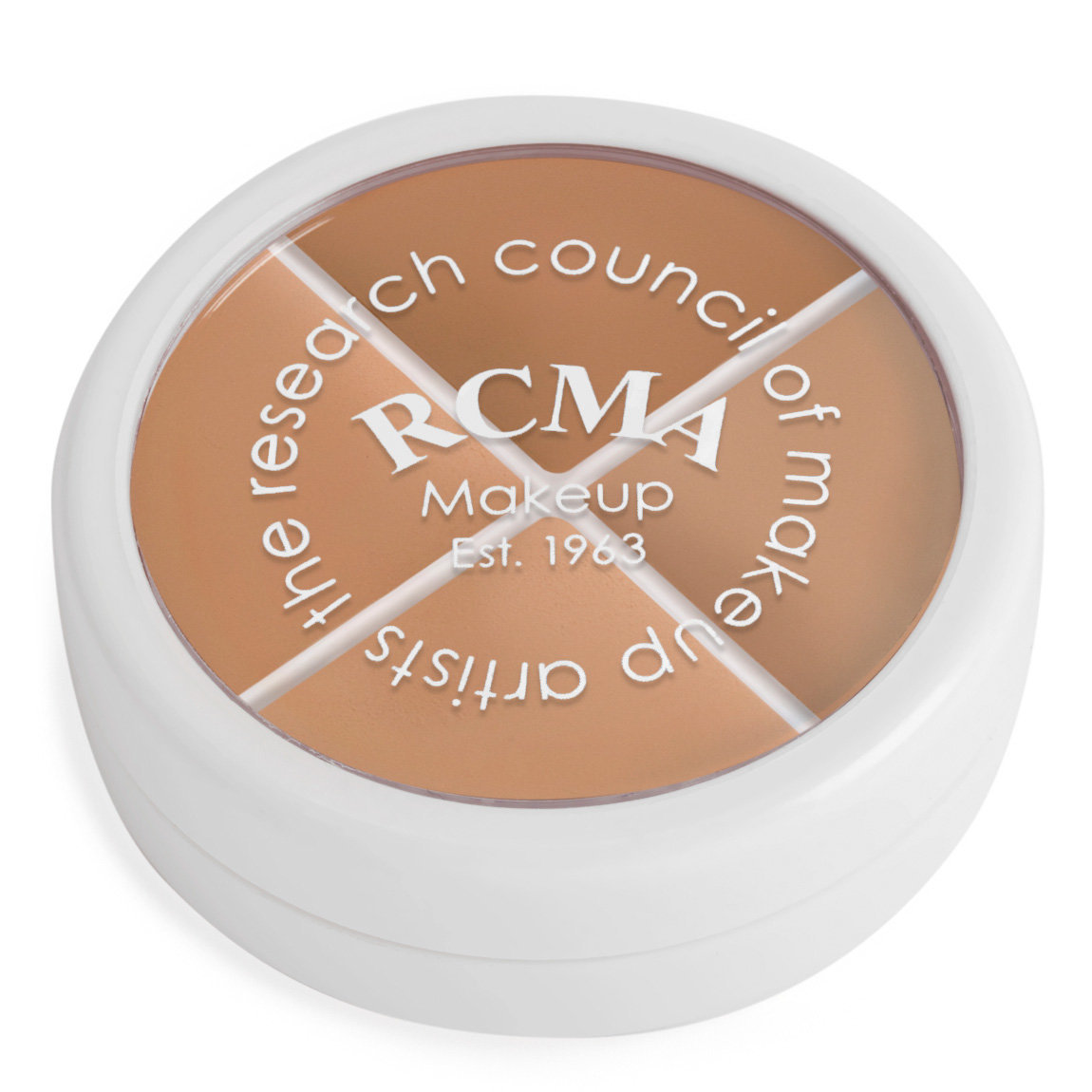 RCMA Makeup 4 Color Kit Color Process Foundation A alternative view 1.