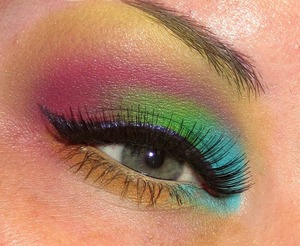 www.facebook.com/makeupfrenzy Fruit loops!