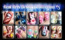 Nail Arts Designs Collection #5 by Madjennsy