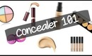 All About Concealers: Makeup Masterclass