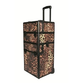 NYX Cosmetics Makeup Artist Train Case- Girl On The Prowl