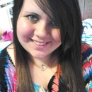 Straight hair :)