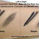 Eye  Makeup Remover Challenge