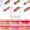 L'Oreal Colour Caresse by Colour Riche Lipstick Swatches