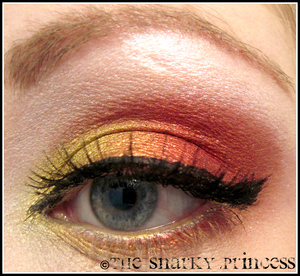 Sugarpill Autumn Eyes  Does it remind you of the New England leaf-peeping time?