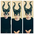 Maleficent halloween look