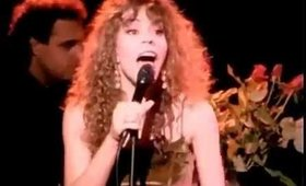 Mariah Carey live at New York's Tatou Club