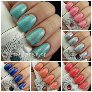 Read the blog post at http://glowstars.net/lacquer-obsession/2015/03/gelish-cinderella-collection/