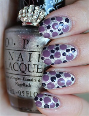 See more swatches here: http://www.swatchandlearn.com/nail-art-dotticure-using-the-3-nail-polishes-in-the-opi-miss-universe-2013-collection/