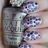 Dotticure Using the 3 OPI Miss Universe 2013 Collection Polishes