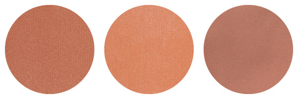 HOW TO PICK BLUSHES AND BRONZERS: Brown, tan and taupe