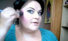 Beth ditto inspired look. part 2.