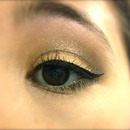 Golden cut crease