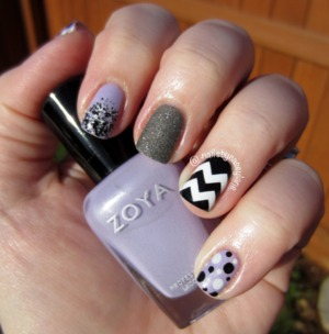 Nails by CaseyLane!! http://www.thelittlecanvas.com/2013/05/may-nail-artist-of-month.html