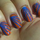 Laser beam manicure