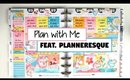 Plan With Me   feat. Planneresque (Happy Planner)